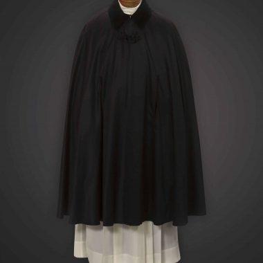 Cloak - Satin Wool