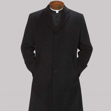 "Car Coat - Wool Blend 38"" Long"