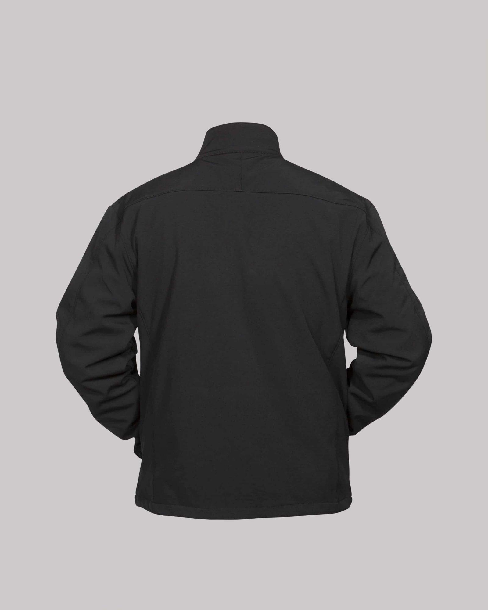 Waist Length Casual Microfiber Jacket