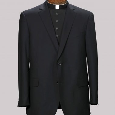 Lightweight, Year-Round Suit, Wool Blend