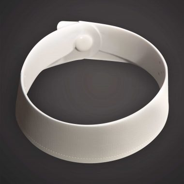 Double Ply Clericool Plastic Collar